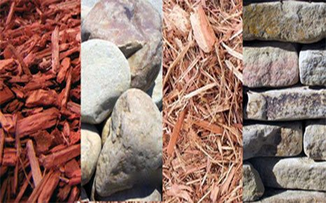 Fra-Dor supplies homeowners and corporations with mulch, rock, sand, and dirt.