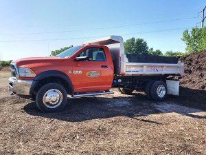 Fra-Dor delivery truck