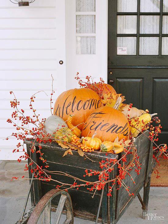 25 Simple Halloween Decoration Ideas For Your Landscape Frador
