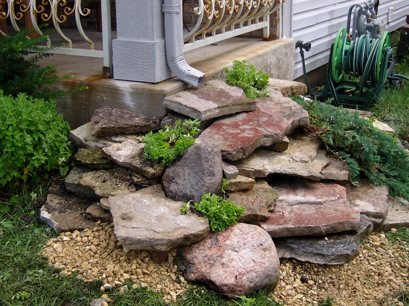 Attractive Landscape Drainage Solutions, Diy Garden Drainage Solutions