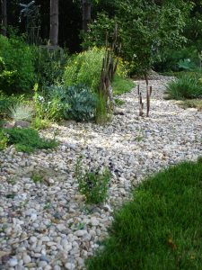 Using River Rock to Improve Your Landscape